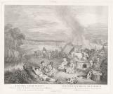 Jean-Antoine Watteau (Valenciennes, 1684 — Nogent-sur-Marne, Paris, 1721), Laurent Cars (Lyon, 1699 — Paris, 1771), graveur