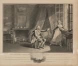 Jean-Michel Moreau le Jeune (Paris, 1741 — Paris, 1814), Heinrich Guttenberg (Wöhrd, 1749 — Nuremberg, 1818), graveur, Carl Gottlieb Guttenberg (Wöhrd, 1743 — Paris, 1790), éditeur