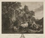 Christian Wilhelm Ernst Dietrich (Weimar, 1712 — Dresde, 1774), Johann Georg Wille (Königsberg i. Bayern, 1715 — Paris, 1808), éditeur, Heinrich Guttenberg (Wöhrd, 1749 — Nuremberg, 1818), graveur