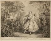 Nicolas Lancret (Paris, 1690 — Paris, 1743), Laurent Cars (Lyon, 1699 — Paris, 1771), graveur