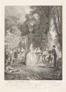 Jean-Antoine Watteau (Valenciennes, 1684 — Nogent-sur-Marne, Paris, 1721), Laurent Cars (Lyon, 1699 — Paris, 1771), graveur, Marguerite Chéreau, éditeur