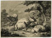 Jean-Baptiste Huet (Paris, 1745 — Paris, 1811), Heinrich Guttenberg (Wöhrd, 1749 — Nuremberg, 1818), graveur
