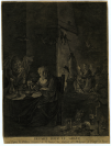 David Teniers, Heinrich Guttenberg (Wöhrd, 1749 — Nuremberg, 1818), graveur
