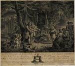 Charles François Adrien ou André Macret (Abbeville, 1751 — Paris, 1789), graveur, Heinrich Guttenberg (Wöhrd, 1749 — Nuremberg, 1818), graveur, Jean-Jacques-François Le Barbier (Rouen, 1738 — Paris, 1826)