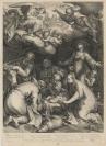 Abraham Bloemaert (Gorinchem, 1566 — Utrecht, 1651), Boetius Adams Bolswert (Bolsward (Friesland), 1580 — Anvers, 1633), graveur, A. Bonenfant, éditeur
