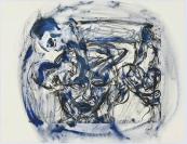 Urban Stoob Steindruck, Saint-Gall, Martin Disler (Seewen, 1949 — Genève, 1996)