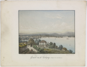 Briquet et fils, papetiers, Imprimerie Lemercier, imprimeur, Armand Cuvillier, lithographe
