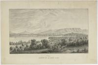 Daniel Wegelin (Saint-Gall, 1802 — Thoune, 1885), dessinateur, lithographe, Ricou & Decor, imprimeur