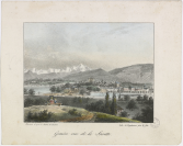 Fähnlein, auteur, Jean DuBois (Genève, 1789 — Mornex, 1849), Engelmann père et fils, lithographe