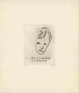 Galerie & Edition Stähli, éditeur, Kupferdruckatelier Peter Kneubühler, Zürich, imprimeur, Martin Disler (Seewen, 1949 — Genève, 1996)