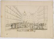 Jean-Louis Anspach (Genève, 12/03/1795 — Genève, 24/12/1873), graveur, Jean DuBois (Genève, 1789 — Mornex, 1849), dessinateur