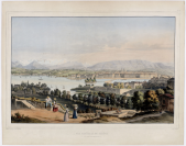 Wild, éditeur, Bleuler, dessinateur, Imprimerie Lemercier, Paris, imprimeur, H. Walter, lithographe