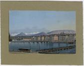 Rudolf Dickenmann (Zurich, 1832 — 08.01.1888), peintre