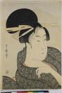 Kitagawa Utamaro 喜多川 歌麿 (Kawagoe (Saitama prefecture, Kanto), 1753 — Tokyo, 1806), auteur, Tsuruya Kinsuke 鶴屋 金助, éditeur