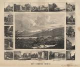 Alexandre Calame (Vevey, 1810 — Menton, 1864), dessinateur, Jacques Freydig (Saint-Gall, vers 1801), Frères Manega