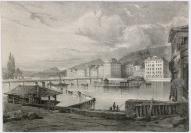 Kellner, lithographe, A. Calame, Frères Manega, éditeur