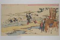 Katsukawa Shunsen 勝川 春扇 (1762 — 1830)