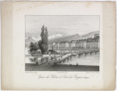 Briquet & Fils, Imprimerie Lemercier, imprimeur, Jean DuBois (Genève, 1789 — Mornex, 1849), Victor Petit, lithographe
