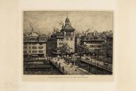 Edouard Jeanmaire (La Chaux-de-Fonds, 27/08/1847 — Genève, 13/04/1916), graveur, Charles-Jacques DuBois-Melly (Genève, 05.05.1821 — Genève, 1905)