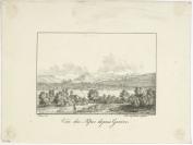 Alexandre-Félix Alméras (Genève, 1811 — Genève, 1868), dessinateur, Gabriel Charton (Genève, 1775 — Genève, 1853), lithographe