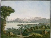 Carl Ludwig Hackert (Prenzlau, 1740 — Morges, 1796), attribuable à
