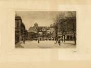 Joseph Mégard (Carouge, 16/11/1850 — Genève, 26/01/1918)