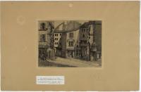 Joseph Mégard (Carouge, 16/11/1850 — Genève, 26/01/1918), dessinateur
