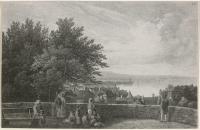 Jacques Freydig (Saint-Gall, vers 1801), lithographe, Calame, peintre, lithographe