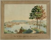 Gabriel Charton (Genève, 1775 — Genève, 1853), lithographe, Jean DuBois (Genève, 1789 — Mornex, 1849), dessinateur