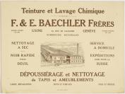 Société Anonyme des Arts Graphiques Genève (1894 — 1932), imprimeur