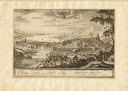 Matthäus Merian l'Aîné (Bâle, 1593 — Bad Schwalbach, 1650)