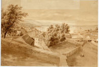 Louis George (début 19e s. — 1899), Joseph-François Burdallet (Carouge, 1781 — Carouge, 1851)
