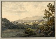 Spengler & Cie, lithographe, Calame, Frères Manega, éditeur