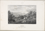 Coste & Cie, lithographe, Challet