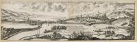 Jean Poinsart, graveur, Claude Chastillon (Châlons-sur-Marne, 1547 — Châlons-sur-Marne, 27/04/1616), F. Dapointe, éditeur, Matthäus Merian l'Aîné (Bâle, 1593 — Bad Schwalbach, 1650)