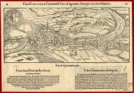 François Bonivard (Seyssel, 1496 — Genève, 1570), auteur du texte, Hans Rudolf Manuel Deutsch (Cerlier, 03.07.1525 — probablement Berne, 23.04.1571), graveur, Sébastien Munster, éditeur