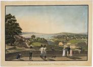 Monty, Genève, François Ferrière (Genève, 11/07/1752 — Morges, 25/12/1839), dessinateur, attribué à