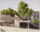 Charles Auguste Reuter (1851 — 1920), peintre