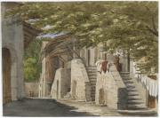 Adolphe Gampert (1828 — 01.1901), dessinateur