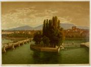 Lithographie artistique Frey & Conrad, lithographe, Verlag der Kunsthandlung W. Kaiser, éditeur, W. B.