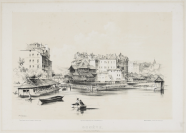 Frédéric-François d' Andiran (Nantes ou Bordeaux, 1802 — Lausanne, 1876), dessinateur, lithographe, Weith et Hauser, C. Adrien & Cie, imprimeur