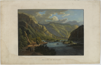 Frédéric Salathé, graveur, Mathias Gabriel Lory (Berne, 21.06.1784 — Berne, 25.08.1846), peintre