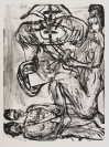 Urban Stoob Steindruck, Saint-Gall, imprimeur, Martin Disler (Seewen, 1949 — Genève, 1996), auteur, Galerie Rigassi AG, Berne, éditeur