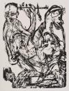 Urban Stoob Steindruck, Saint-Gall, imprimeur, Martin Disler (Seewen, 1949 — Genève, 1996), auteur, H.P. Pfister, éditeur