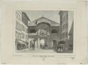 Jean-Charles Aymonier (Genève, 1803 — Genève, 1892), Jules Hébert (Genève, 1812 — Genève, 1897), lithographe