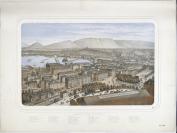 Frédéric Sorrieu (Paris, 17.01.1807 — Seine-Port, 25.09.1887), lithographe, Auguste Maillard, Alfred Guesdon (Nantes, 1808 — Nantes, 1876)