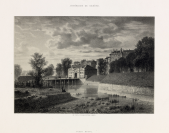 Pilet et Cougnard, Antonio Fontanesi (Reggio d'Emilia, 1818 — Turin, 1882)
