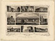 Carl Franz Rorich (Steinbühl bei Nürnberg, 15.06.1827 — Nuremberg, 19.06.1882), graveur, Christian Krüsi (1827 — 1886), éditeur, Jakob Lorenz Rüdisühli (1835 — 1918), dessinateur, Carl Mayer