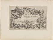 Auguste Ledoux, lithographe, attribué à