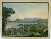 Carl Ludwig Hackert (Prenzlau, 1740 — Morges, 1796), attribution incertaine
